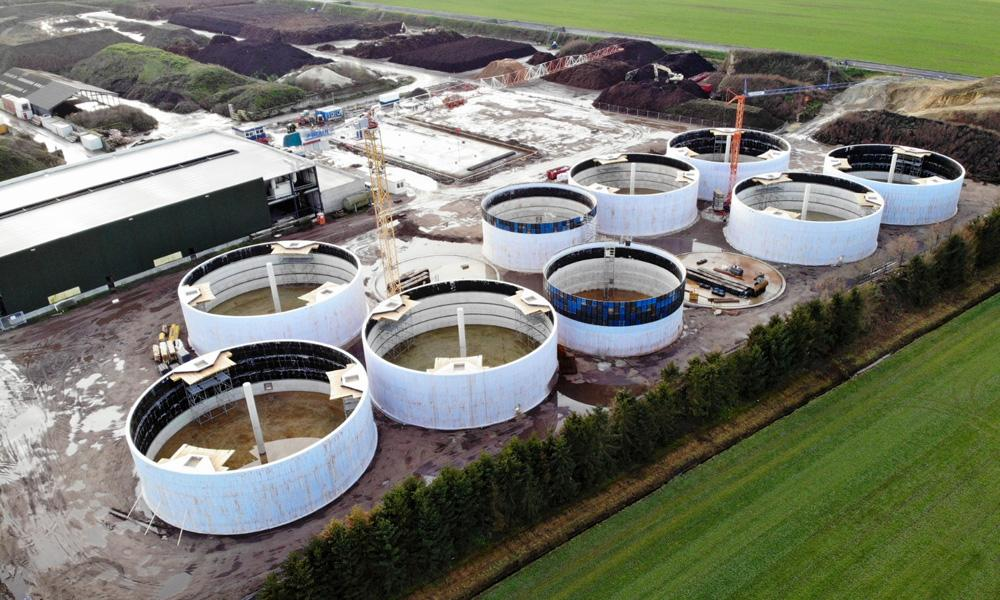 Sterksel - Netherlands - Anaerobic Digestion - Helios Energy Investment